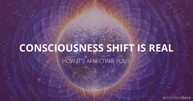 Planetary Consciousness Shift