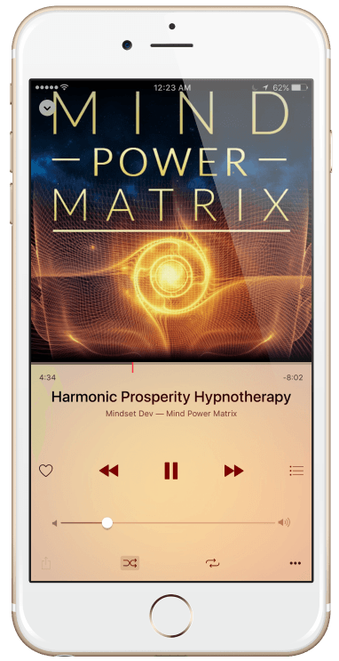 Mind Power Matrix for iPhone and Mac